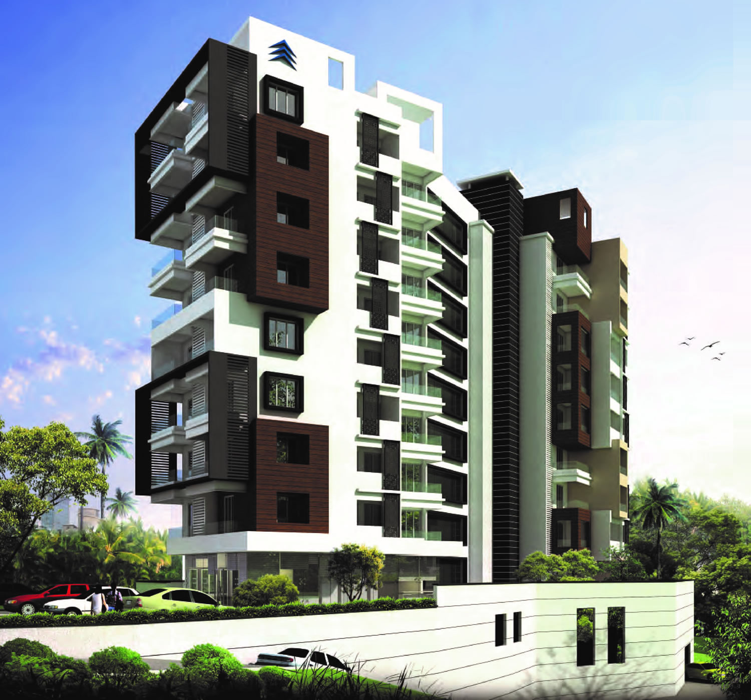 Northernsky_altair_flat_in_bikarnakattei_mangalore