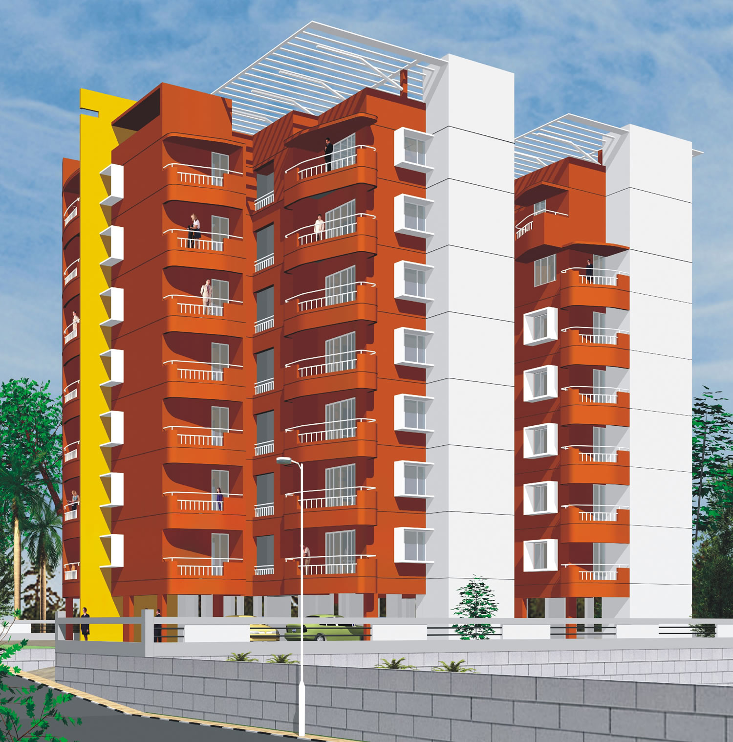 northernsky_tigris_flat_in_bunts_hostel_mangalore